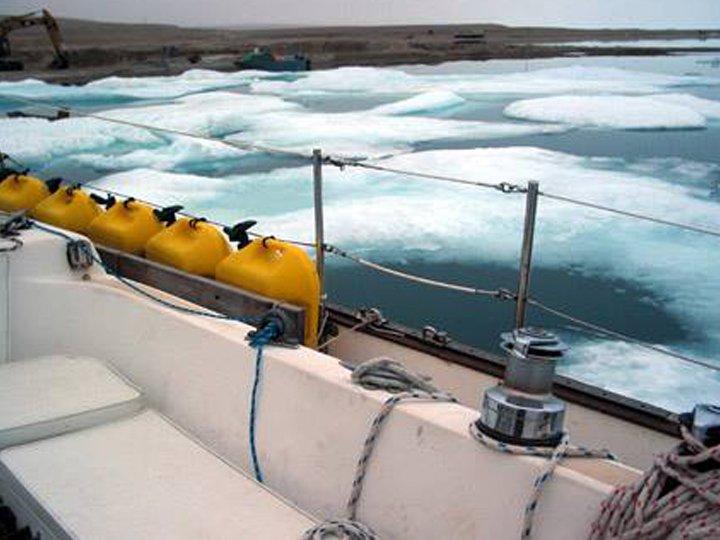 Fiona's Antarctic Circumnavigation, 2013-14